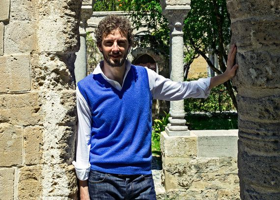 Alessandro D'Avenia racconta don Pino Puglisi nel nuovo romanzo