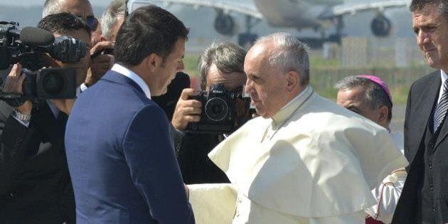 Papa Bergoglio e Matteo Renzi, la settimana decisiva in cui si giocano tutto tra partito e