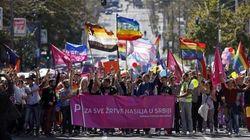 Primo Pride a Belgrado: un'altra pagina di storia scritta in