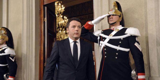Per Matteo Renzi le avvertenze di Giorgio Napolitano: riempire il vuoto all'Economia. Torna l'ipotesi