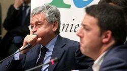 Per Renzi pugno e carezza dal leader