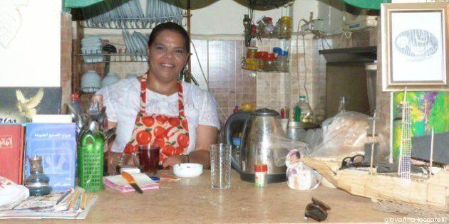 Egitto: a piazza Tahrir con Somaya, la cuoca rivoluzionaria.