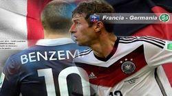 Francia - Germania: due mondi