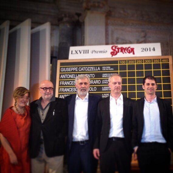 Francesco Piccolo vince il Premio Strega