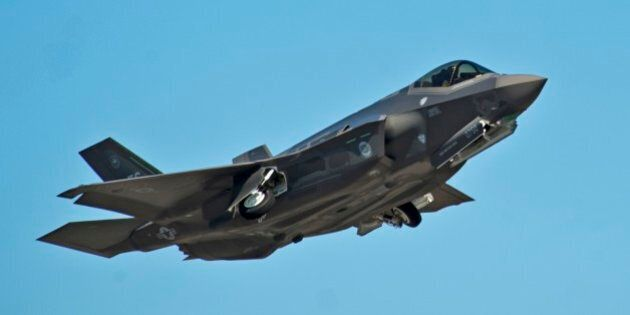 F35 a terra, il Pentagono: