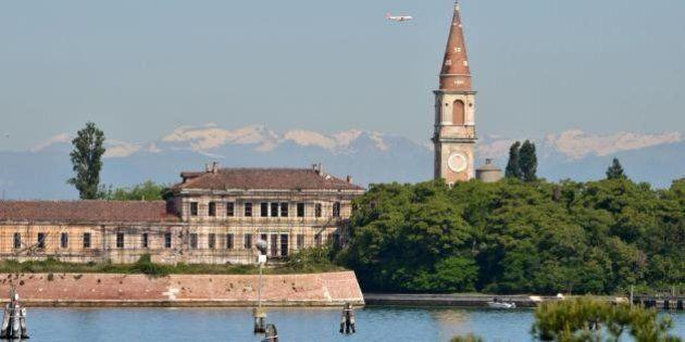 Isola di Poveglia, Castello di Gradisca d'Isonzo, Casa Nappi: nessuno compra i gioielli dello Stato