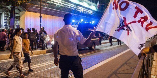 Tav, perquisizioni a Torino. Attivisti accusati di terrorismo. È la prima volta