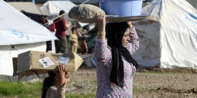 Cosa possiamo fare insieme per le donne di Erbil di cui mi sento