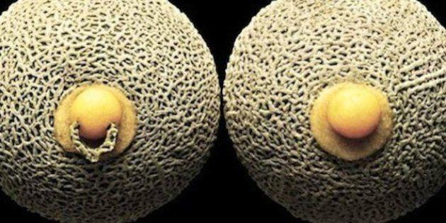 Food Porn: cibo a forma di genitali per Le Guide Restos Voir. Campagna sgradevole o provocatoria?