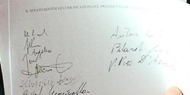 Fiducia governo Letta. Chi sono i dissidenti del Pdl: Augello, Sacconi, Formigoni, Mancuso, Giovanardi...