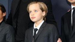 Perché la figlia di Angelina Jolie e Brad Pitt veste sempre da