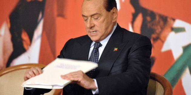 Processo Mediaset, Silvio Berlusconi: