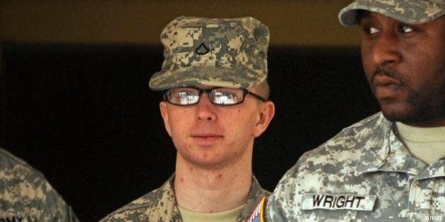 Bradley Manning colpevole di spionaggio, assolto dall'accusa di connivenza con il nemico. Rischia oltre...