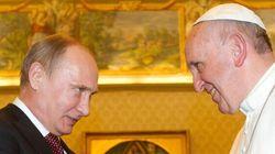 Tris d'incontri per Vladimir Putin. Papa Francesco, Prodi e