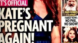 Kate Middleton incinta di