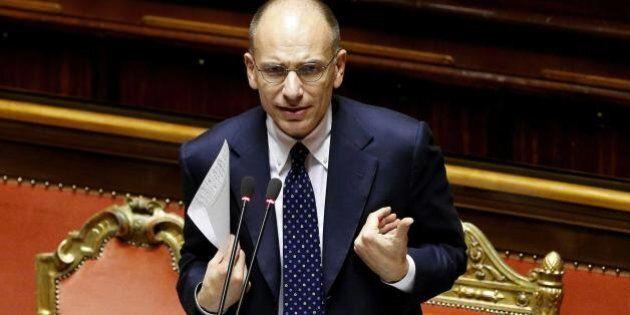 Legge di stabilità, Enrico Letta: