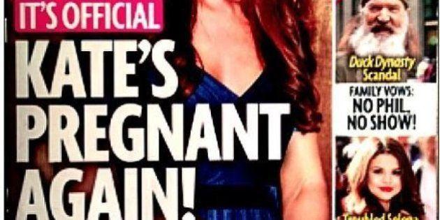 Kate Middleton incinta di nuovo? Il magazine britannico The Star ci scommette