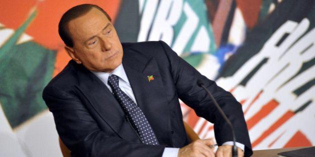 Forza Italia pronta all'opposizione. Silvio Berlusconi: