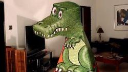 Tyrannosaurus Rex muove la testa (VIDEO,