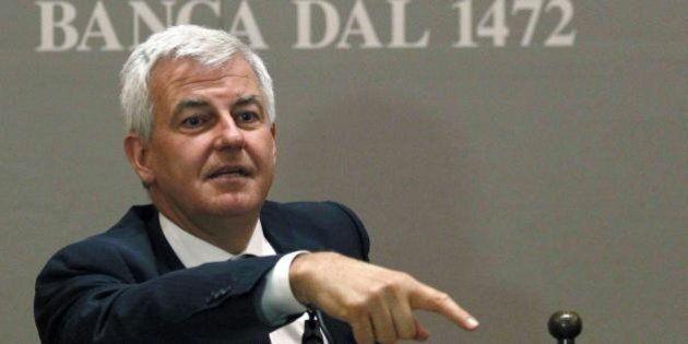 Monte Paschi, Alessandro Profumo bocciato dalla Fondazione.