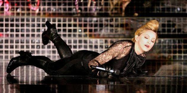 Madonna violentata, la cantante si confessa: