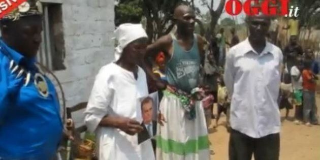 Cecile Kyenge, Oggi intervista il padre del ministro: