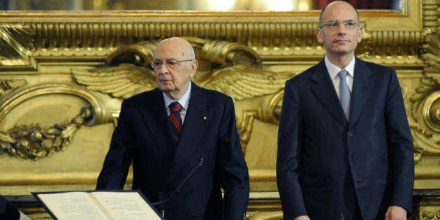 Giorgio Napolitano aiuta Enrico Letta e tesse la tela Pd-Pdl sulla legge di stabilità. Ma l'intesa è