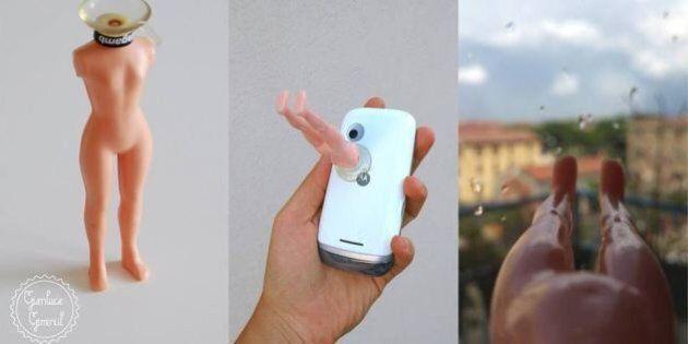 Instagamb: l'oggetto per scattare le foto come fosse sempre estate