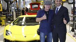 Ac/Dc In Lamborghini - Corriere Di