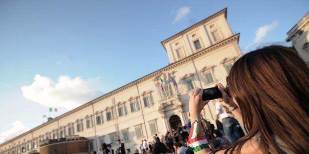 M5s: pronte le Quirinarie per il successore di Napolitano. Ma il