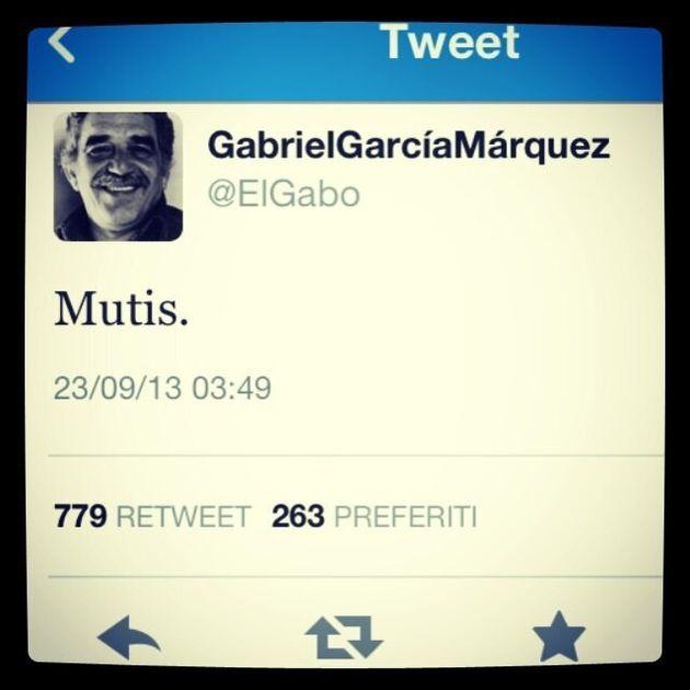 Alvaro Mutis: