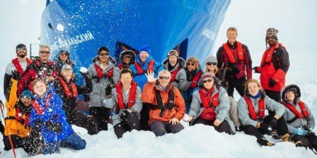 Antartide, nave russa bloccata tra i ghiacci. Falliti i primi tentativi di soccorso alla Akademik Shokalskiy