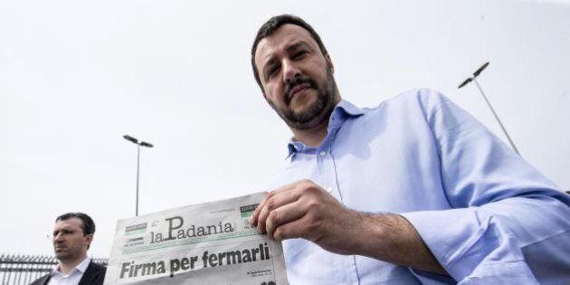 Expo: Salvini, Renzi non è gradito a
