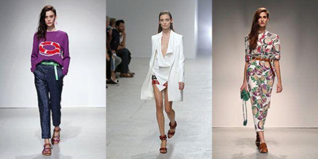 Moda, le sfilate pret-à-porter di Parigi. Aprono i giovani Charlier, Vaccarello e Phung