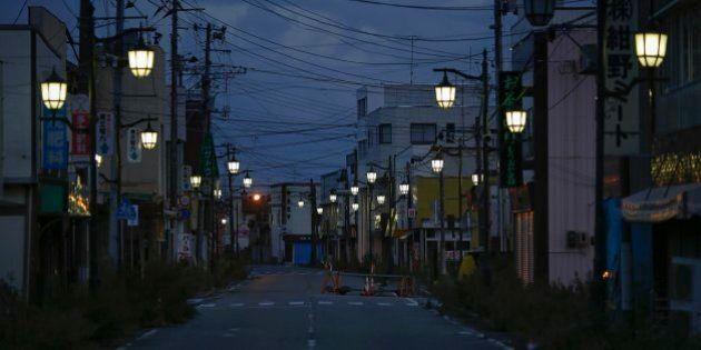 Fukushima, 24 ore nelle città abbandonate dopo lo tsunami