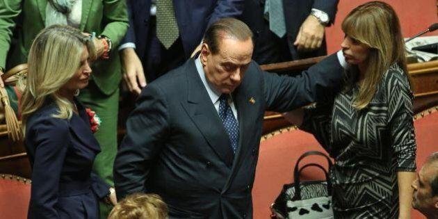 Silvio Berlusconi: l'affidamento ai servizi sociali potrebbe non iniziare prima di primavera