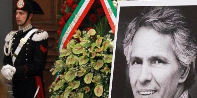 Giuliano Gemma, i funerali a Roma. Carlo Verdone:
