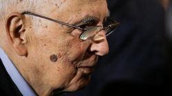 Per la prima volta, Napolitano annuncia l'addio al Colle: