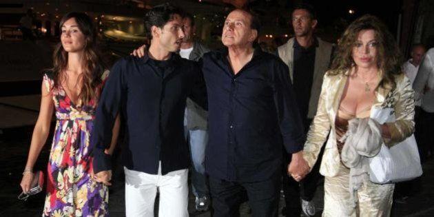 Silvio Berlusconi, Veronica Lario, Marina Berlusconi, Francesca Pascale: la famiglia del Cavaliere