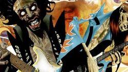 Punk Is Undead. Rock e zombie in una nuova graphic novel (FOTO,