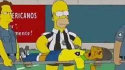 Neymar ko: i Simpson avevano previsto tutto (VIDEO,