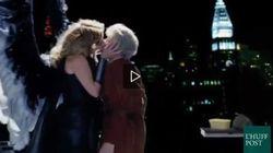 Emma Thompson racconta il bacio lesbo con Meryl