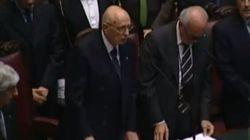 Dal maggio 2006 a oggi, gli otto anni di Napolitano da Presidente della