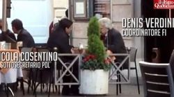 Verdini incontra Cosentino a Roma (VIDEO,