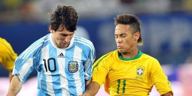 Mondiali 2014: Neymar lascia il ritiro in elicottero, Messi vola in semifinale. Gli opposti destini dei...