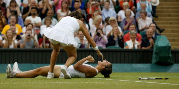 Wimbledon, Errani Vinci trionfano e Renzi su twitter le