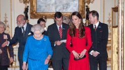 Kate sfida ancora la Regina