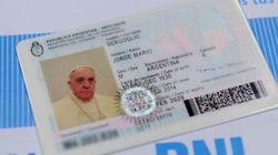 Passaporto 9277 Jorge Mario Bergoglio