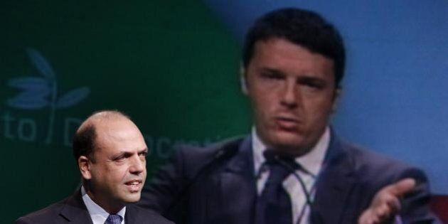 Matteo Renzi, Angelino Alfano a Palazzo Chigi: pronta la strategia per il faccia a faccia con il