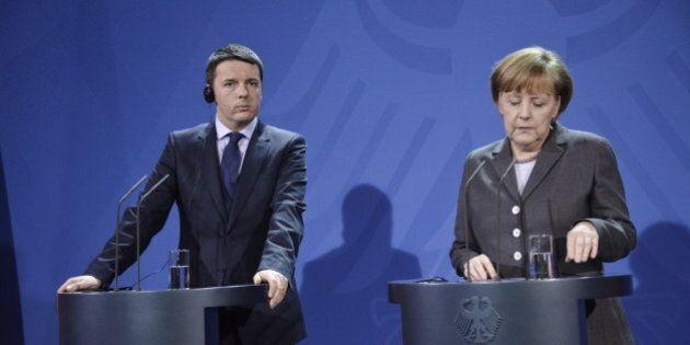 Consiglio Ue. Matteo Renzi incassa il sì al piano Juncker, ma Merkel lo annacqua ottenendo una modifica...